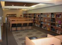 Biblioteca Campus Rector Ernesto Silva Bafalluy - Santiago